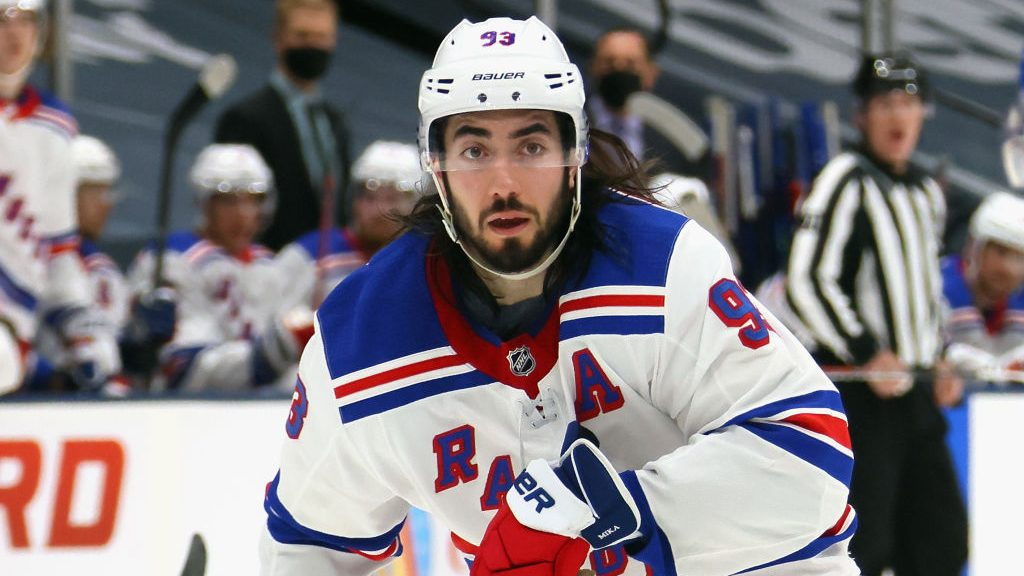 Rangers extend Zibanejad, likely out of Eichel sweepstakes