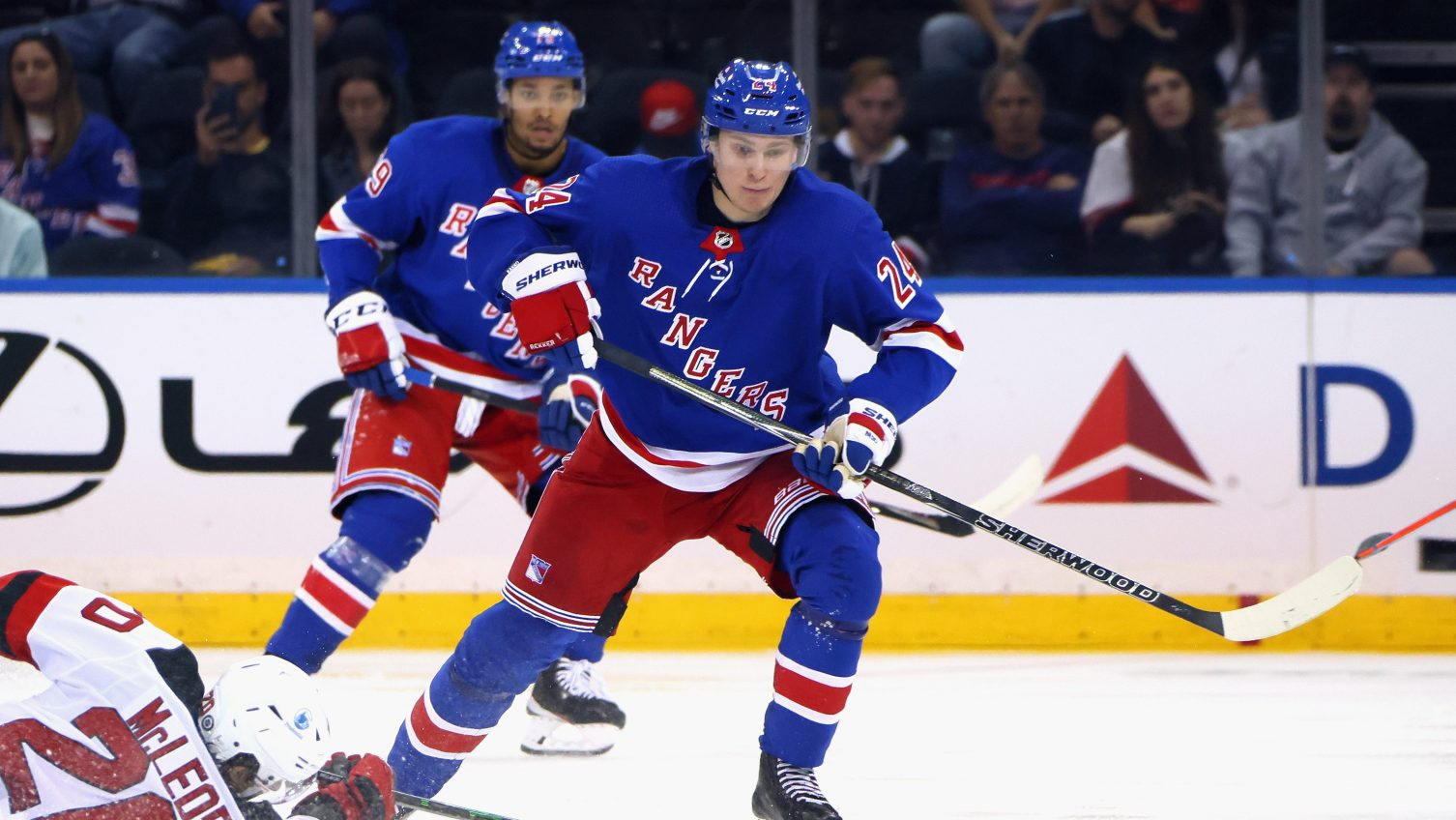 Rangers' young talent is only thing that will make rebuild a success