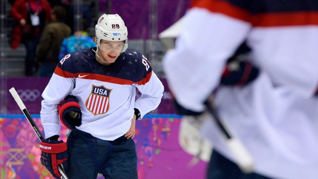 U.S., Canada, among nations to name first players to Olympic men's rosters